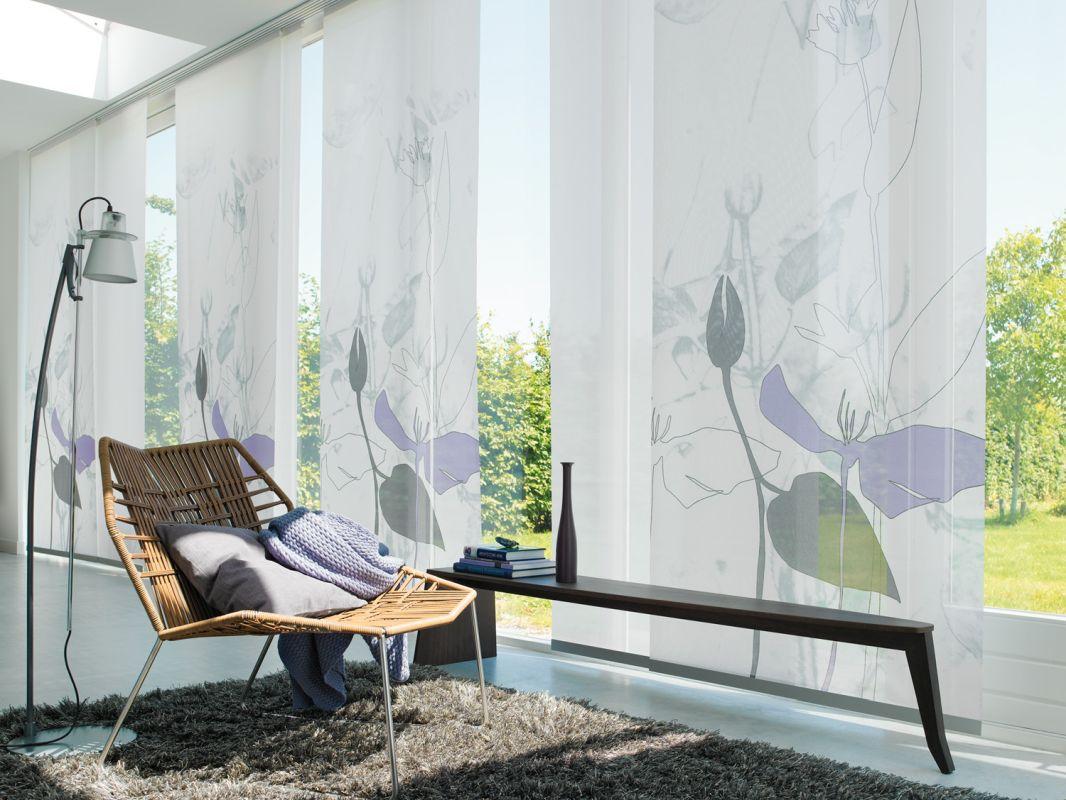 Het mooiste paneelgordijn voor uw raam of schuifpui koopt u al