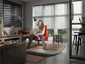 Nieuwe collectie twist rolgordijnen van Luxaflex