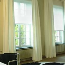 gordijn vitrage of in between super mooi en voordeling bij Protectsun Amsterdam